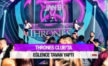 DJ'LER THRONES CLUB'I SALLADI