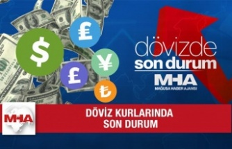 DOLAR, STERLİN VE EURO'DA SON DURUM